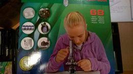 Mikroskop JUNIOR 300x-1200x w walizce - NOWY