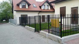 Ogrodzenie, brama, furtka