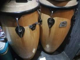 percussion... conga drums