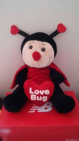 Love Bug soft toy