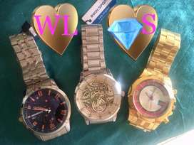 Men's Stainless Watches
