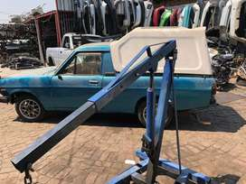 Nissan 1400 stripping for spare parts