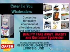 ALL CATERING EQUIPMENT!new