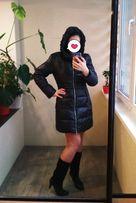 Зимний женский пуховик (зимняя курточка)