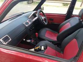 Citi golf with sunroof and leather interior