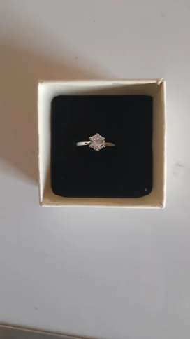 Classic 2.0ct white gold Diamond ring for sale