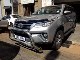 2019 TOYOTA FORTUNER 2.4GD6 MANUAL