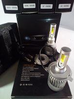 Лед лампы 8400LM USA LED CHIP H4 / H1 / H3 / HB3/ HB4 /