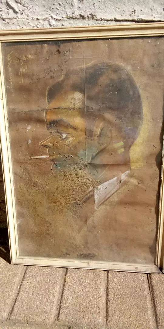 PAINTING FRAME antique