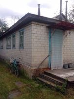 Продается дом 105 м2 с большим двором в с. Мрин 100 км от Киева