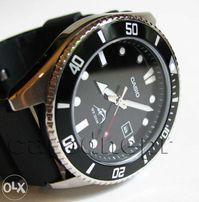 Часы Casio MDV106-1A для дайвинга (видео обзор)