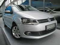 Image of 2015 Polo 1.6 Comfortline Sedan Automatic