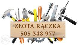 Złota rączka Warszawa -naprawy, remonty, montaż mebli, podłączenie AGD