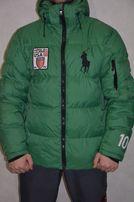 Куртка Пуховик Polo (M-L)