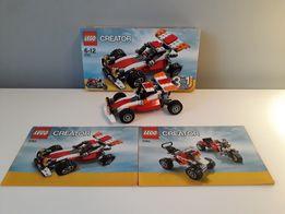LEGO Creator Pustynny samochód terenowy, model 5763