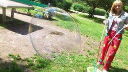 Animacje dla dzieci Malowanie buziek Skręcanie balonów Bańki mydlane