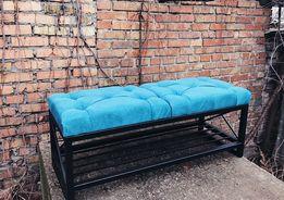 Мягкая мебель лофт. Лофт кресло. Банкетка лофт. Пуф. Мебель для кафе.