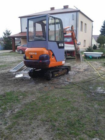 Usługi minikoparką Biała Podlaska i okolice Biała Podlaska - image 1