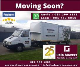 Moving Soon?