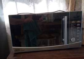 Defy Microwave Oven and Grill for sale 34L