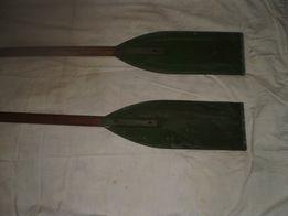 Вёсла, деревянные на надувную, алюминиевую или деревянную лодку