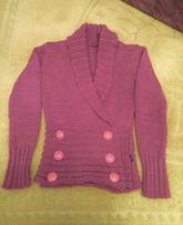 Новый тёплый женский свитер 46-48 размера