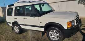 Land rover discovery V8 auto ***STRIPPING FOR SPARES***