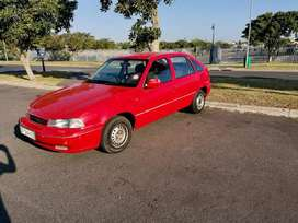 Daewoo Cielo in good cond. up for grabs!!!
