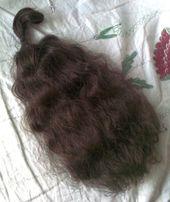 Шикарный Хвост из волос