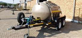 2500 L Water Bowser Trailer