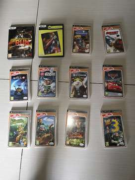 Various Games package (PC and PSP)