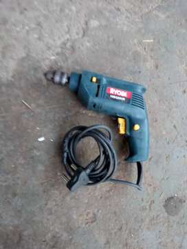 RYOBI DRILLING MACHINE 500WATTS WORKING PERFECTLY