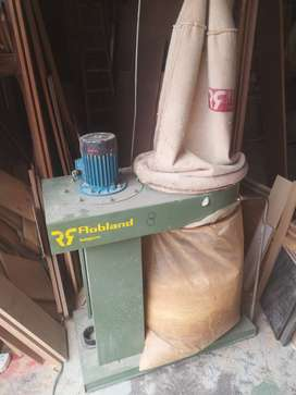 Robland 3ph extractor