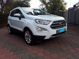 2019 FORD ECOSPORT 1.0T scoboost