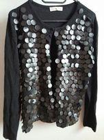 Piękny czarny sweterek