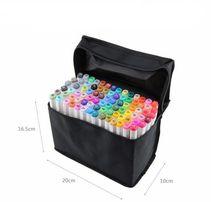 Маркеры для скетчей «Touchnew» 80 цветов