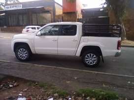 2014 Volkswagen Amarok, 89,000km, automatic, leather seat, double cab