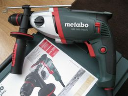 Wiertarka METABO SBE 900 impuls,dwubiegowa z elektroniką.