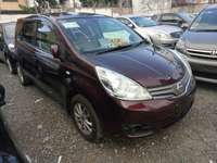 Nissan note Winered 0