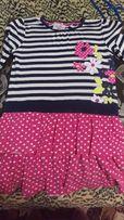 Модное платье для девочки.На возраст 5-7 лет