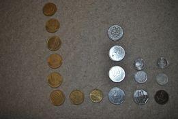 Monety Colones - Kostaryka - 18 monet