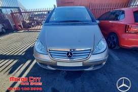 Mercedes Benz A170 W169 - Now Stripping For Spares - Motor City Spares