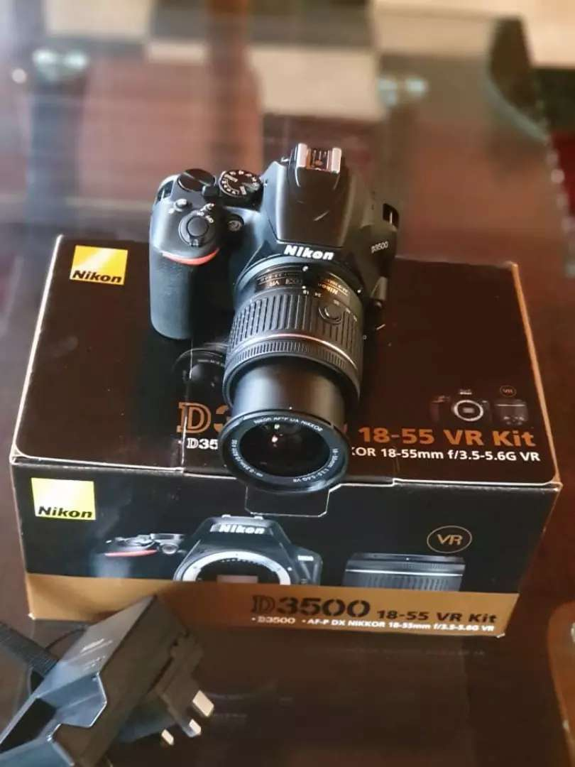 NIKON D3500 FOR SALE Blandnew 0
