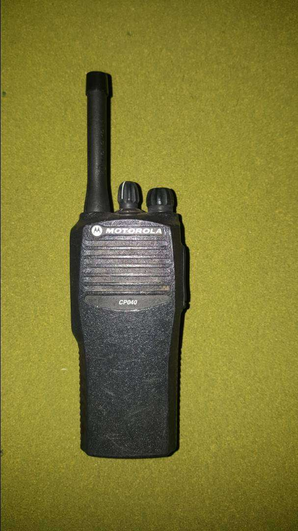 Two-way radios Motorola 0
