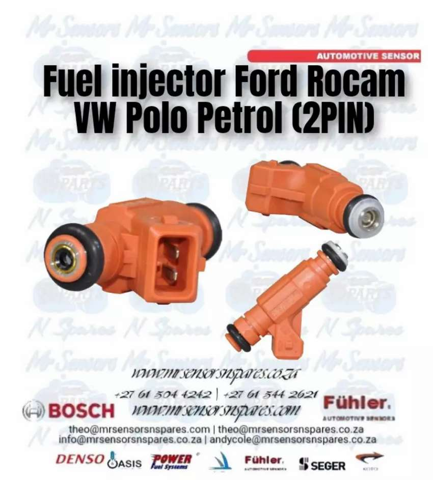 Fuel injector Ford Rocam VW Polo Petrol (2PIN)