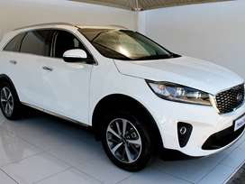 2021 Sorento 2WD 2.2D 8AT 7SEATER EX , DEMO, WITH 5000KM