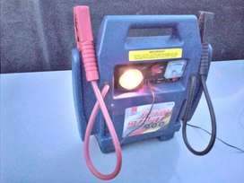 JUMP START - 12v Rechargeable Power Supply