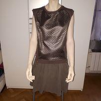 Стильный Жилет кофта от дизайнера Josh V новый + подарок Zara