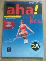 Aha neu ! 2A Jezyk niemiecki