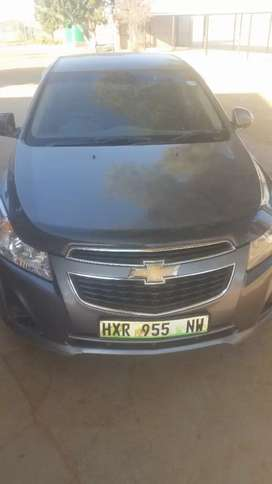 Chev cruze for sale still in good condition